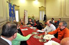 CONFERENZA STAMPA ACCADEMIA MUSICALE DELL'ANNUNCIATA   27 OTTOBRE 2014  Foto A. Artusa