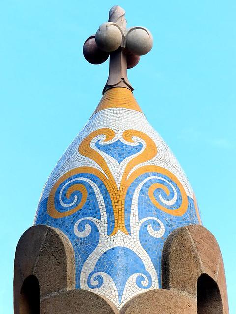 Barcelona - St. Antoni Maria Claret 167 040 a