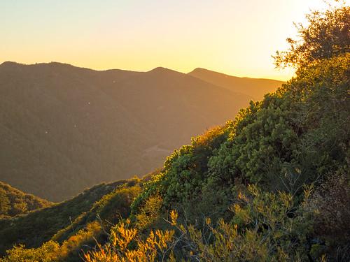 november autumn fall nature canon landscape outdoors hiking powershot southerncalifornia orangecounty goldenhour horsethiefcanyon goldenlight s100 lpc trabucocanyon clevelandnationalforest santaanamountains trabucopeak