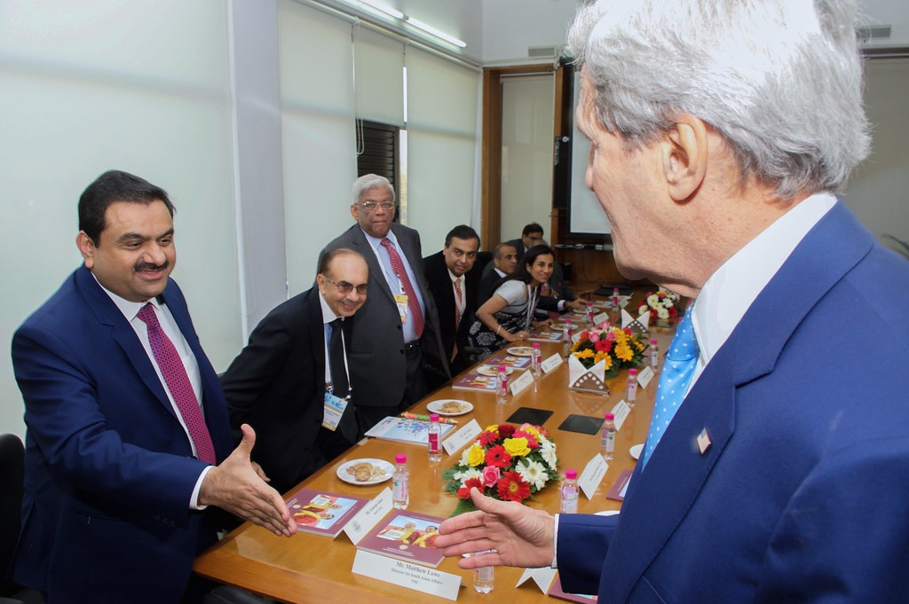 Sec. Kerry at Vibrant Gujarat Summit in Ahmedabad, Jan 11-13, 2015