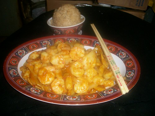 B14 Curry Shrimp | by Golden Gate Chinese Restaurant