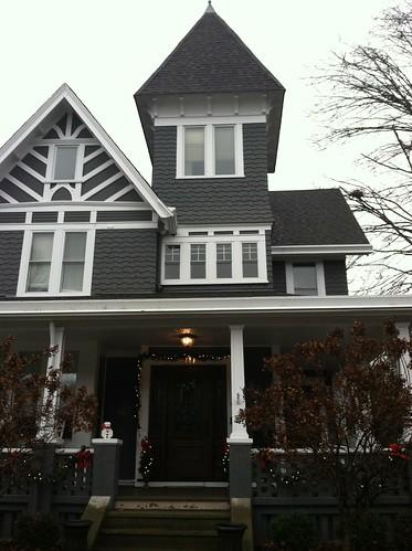 christmas house cincinnati 2014