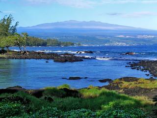 Hilo Bay & Mauna Kea Morning