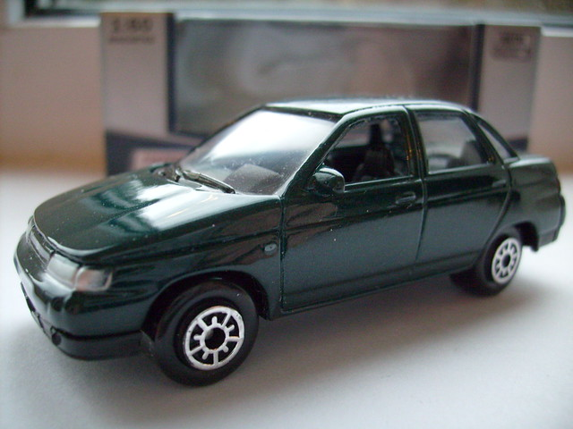 AUTOTIME/WELLY LADA 110 1/64
