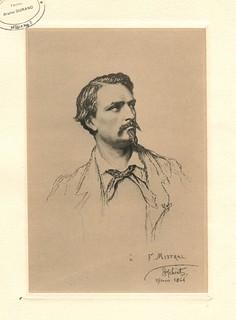 Frédéric Mistral | by Bibliothèque Méjanes - Aix-en-Provence
