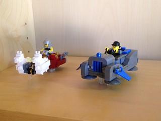 Minifigures Theme Speeders-FBTB | by cadbane298