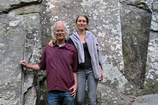 Alan and Kita