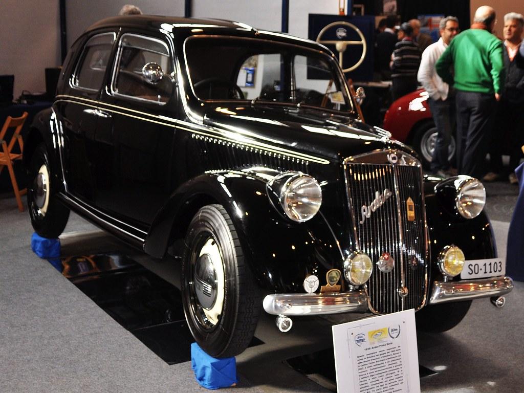 Lancia Ardea Prima Serie (1939)