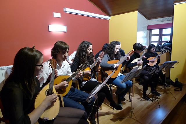 Festival de Reis do ano 2013  na Casa da Cultura de Sandiás (Ourense)