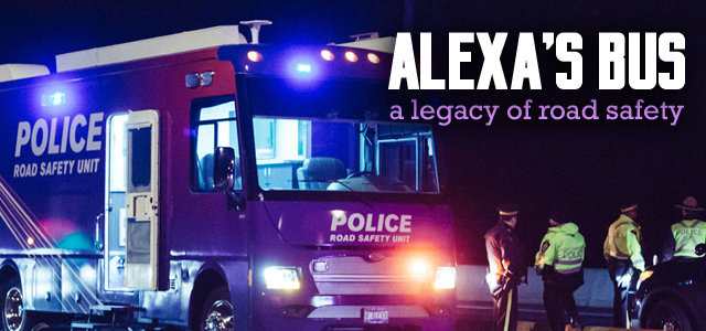 Alexa's Bus: A Legacy of Road Safety