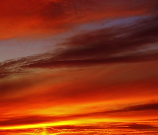 The Ending Of A Day | by Olin Gilbert