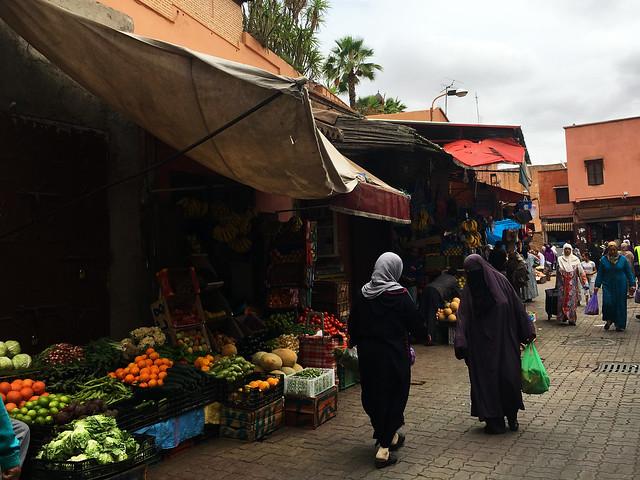 Medina marketplace