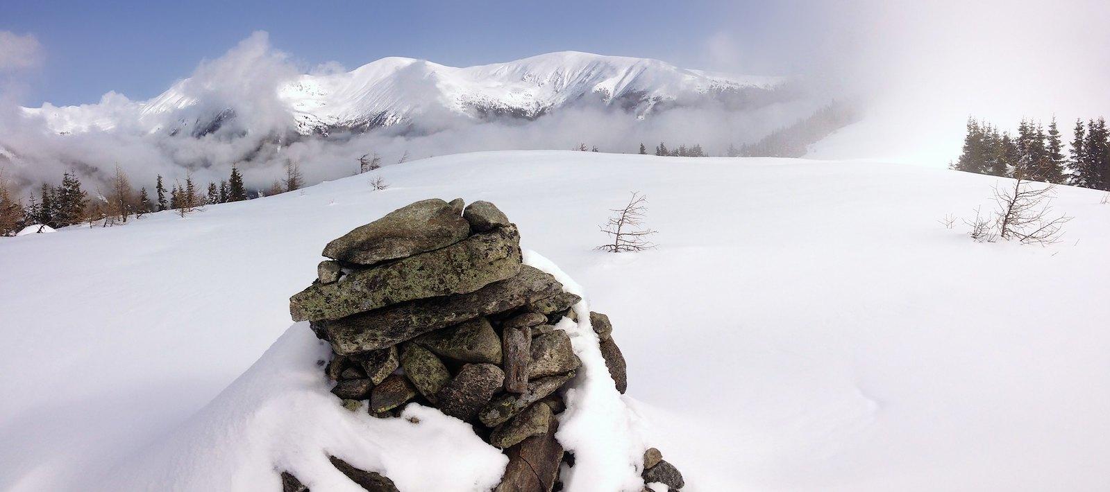 Backcountry poznávačka v Seckauerských Taurách