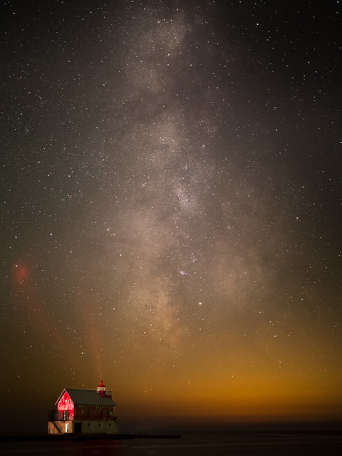 Milkyway at f1.2