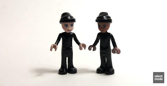 Julian and Matthew as EvilMode
