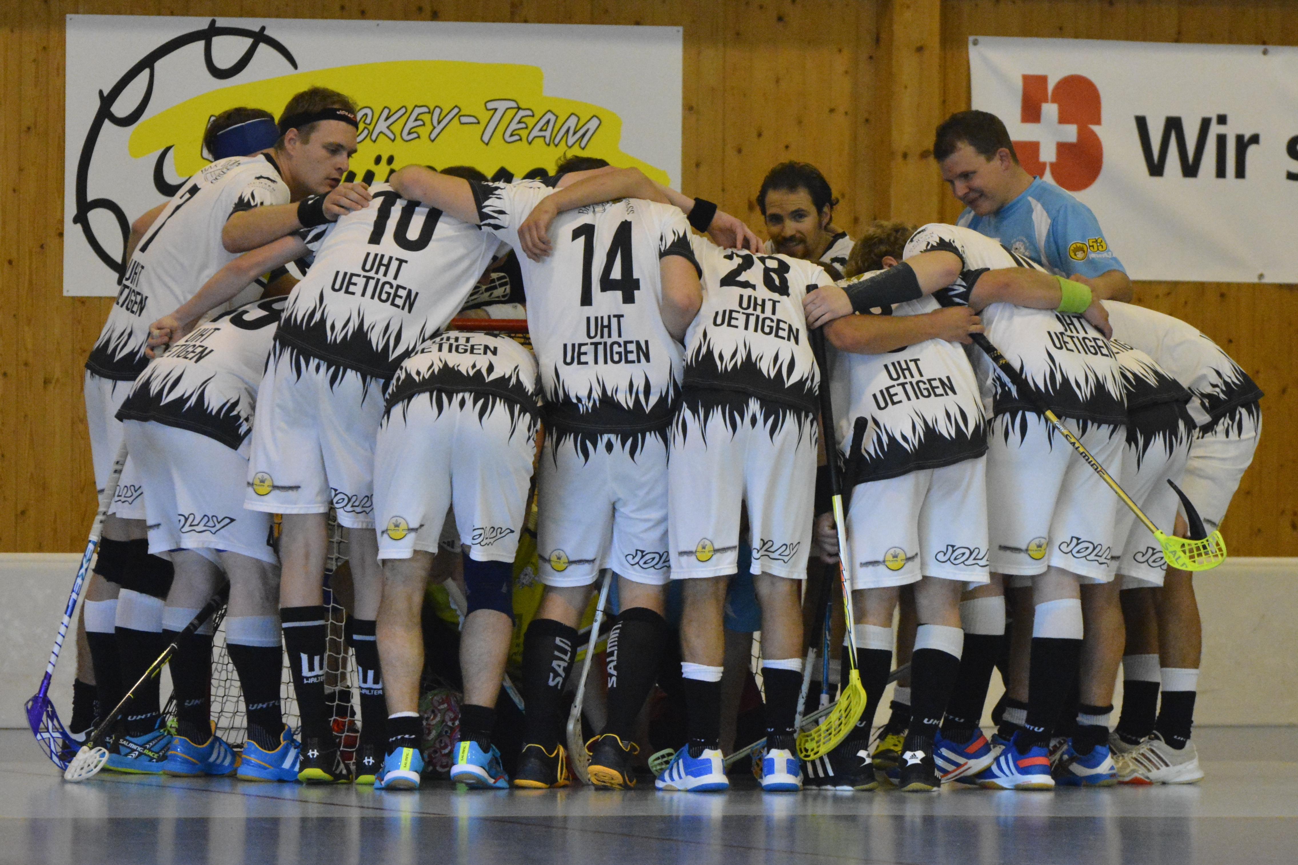 Herren Aktive GF 3.Liga - UHT Uetigen Saison 2014/15