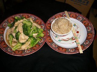B8 Chicken and Broccoli | by Golden Gate Chinese Restaurant