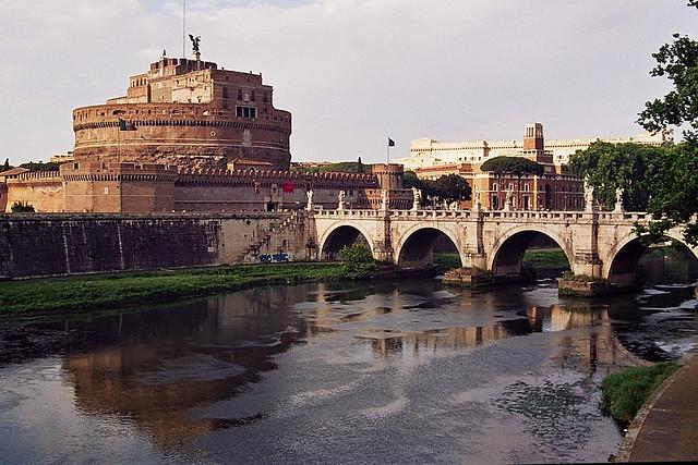 Italy - Rome - Castel Sant'Angelo