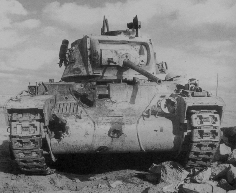 Britský Matilda II