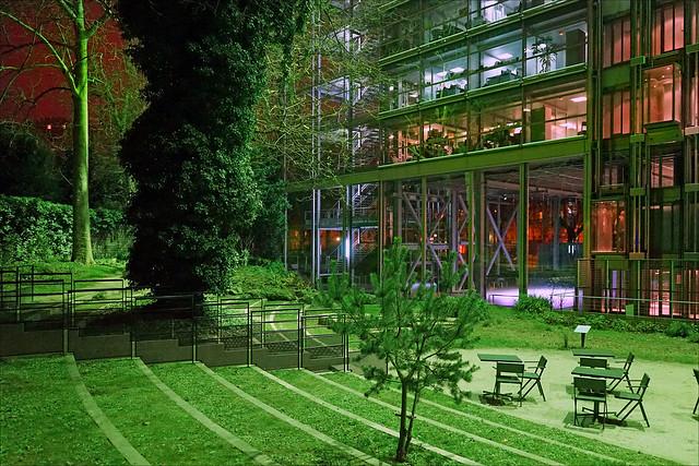 La Fondation Cartier pour l'art contemporain
