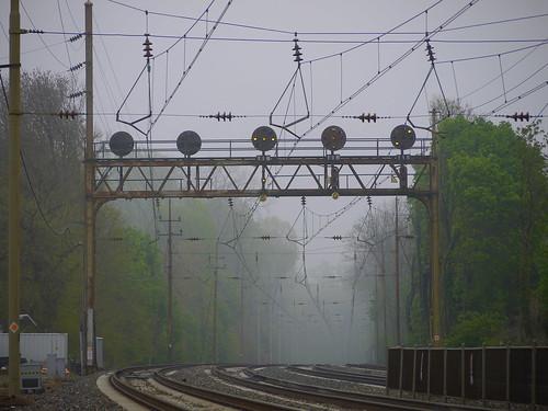 pennsylvania signals villanova mainline pennsylvaniarr