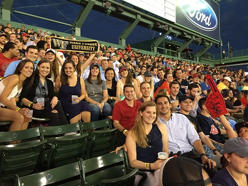 WAKEBoston Red Sox Game