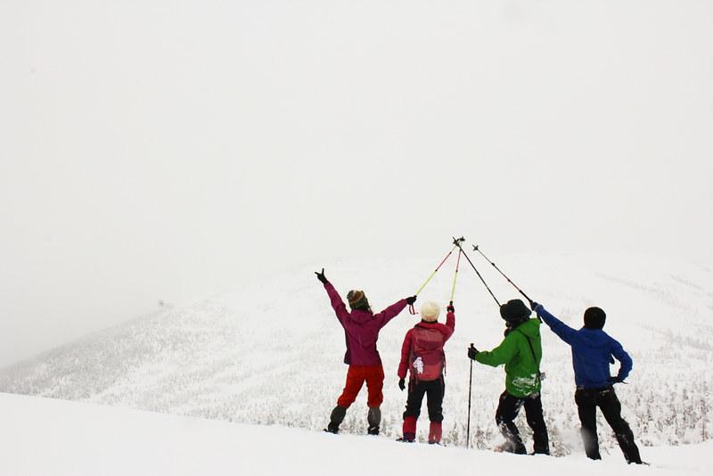 西吾妻山の樹氷