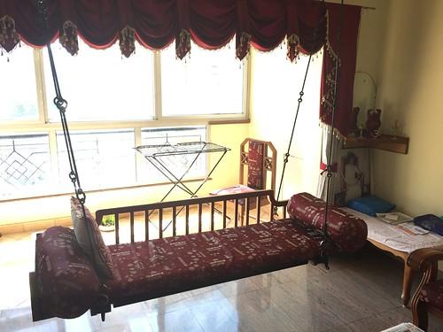 Joolah (hindi) / Oonjal (tamil) - traditional furniture