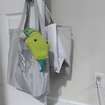 Snake in a bag