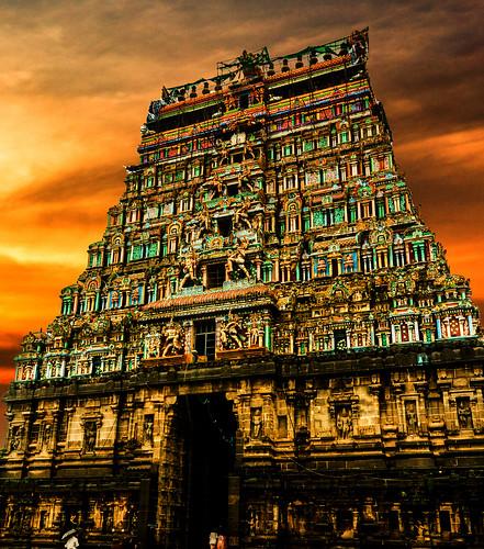 india tower temple sony south tamil nadu chidambaram rx100