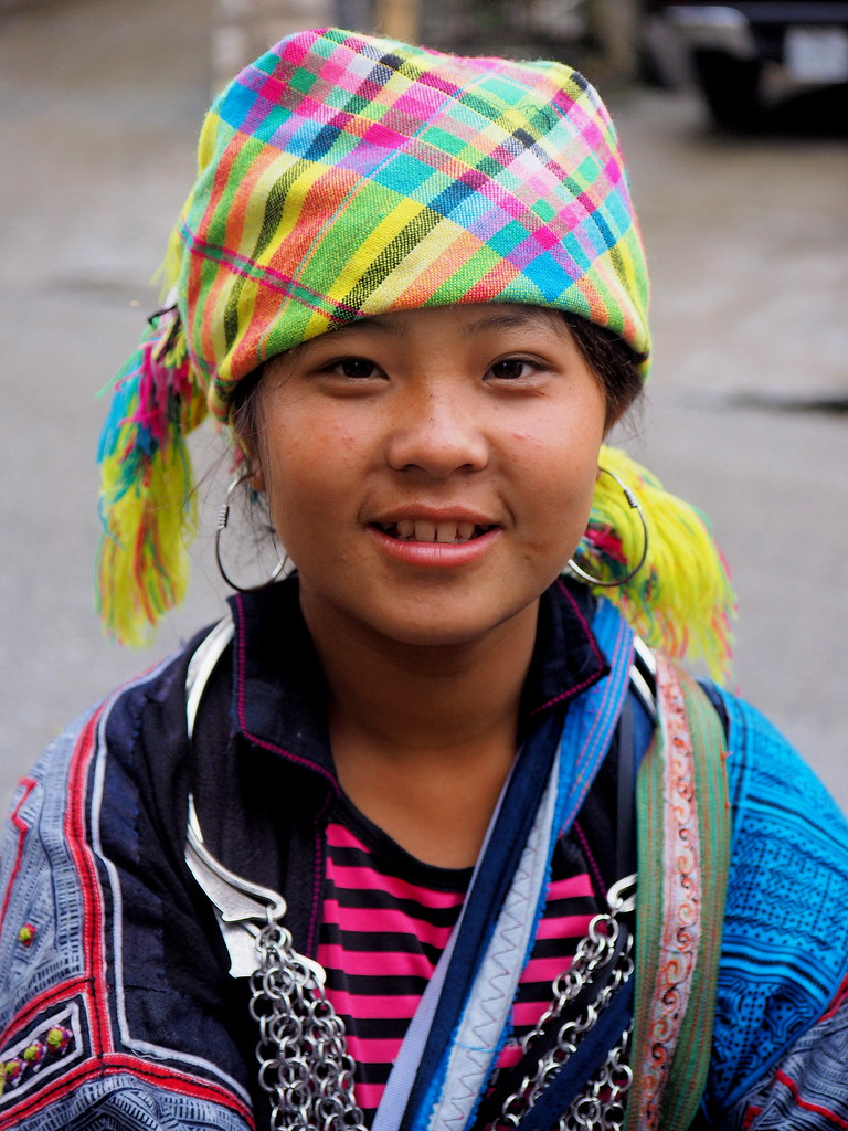 Cute hmong girls — pic 6