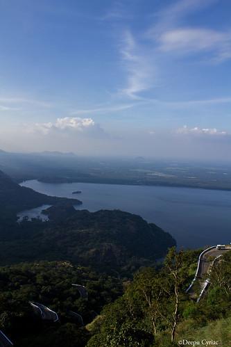 travel nature landscape dam wildlife tamilnadu pollachi aliyardam