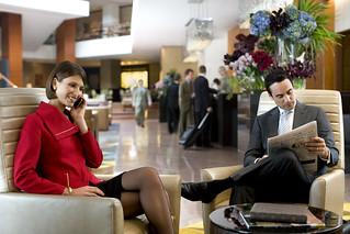 Four Seasons Hotel Sydney lobby | by Traveloscopy