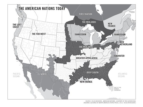 American Nations   by jdroth