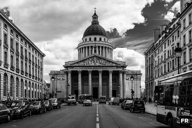 Le Panthéon - Paris