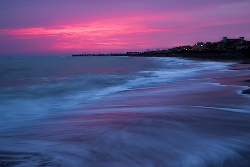 travel sunset summer vacation italy rome evening pier ostia lidodiroma