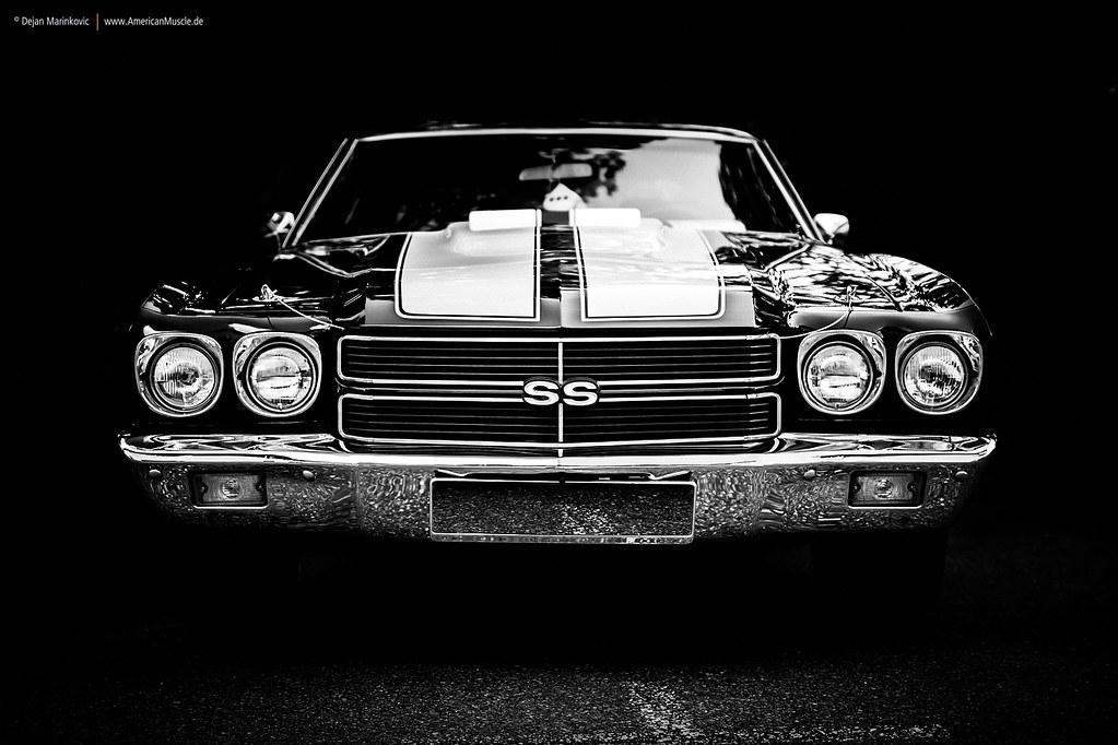 1970 Chevrolet Chevelle SS Front | 1970 Chevrolet Chevelle S… | Flickr