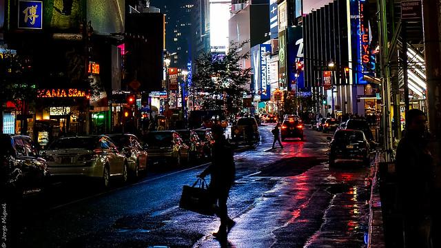 Times Square, New York City - USA - 4010