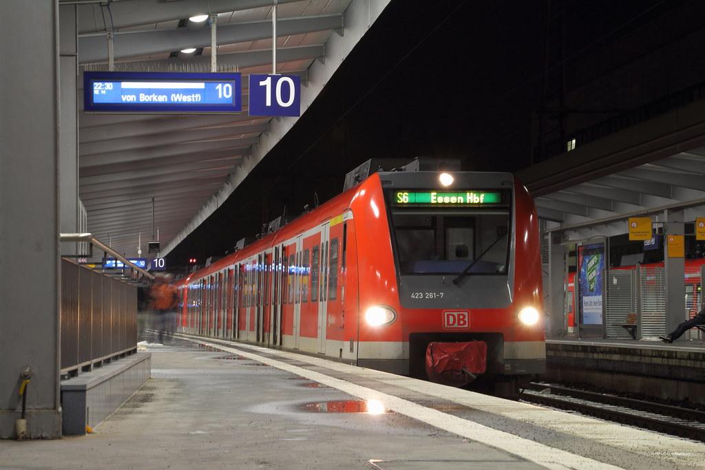 S Bahn Köln Hbf