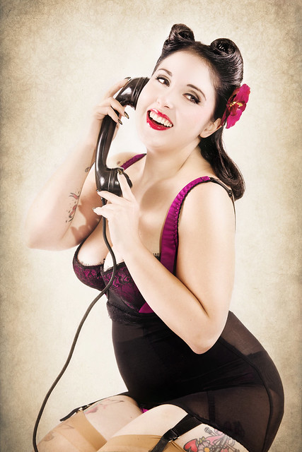 Pocket Pin Up