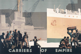 Carriers of Empire / Transporteurs de l'Empire