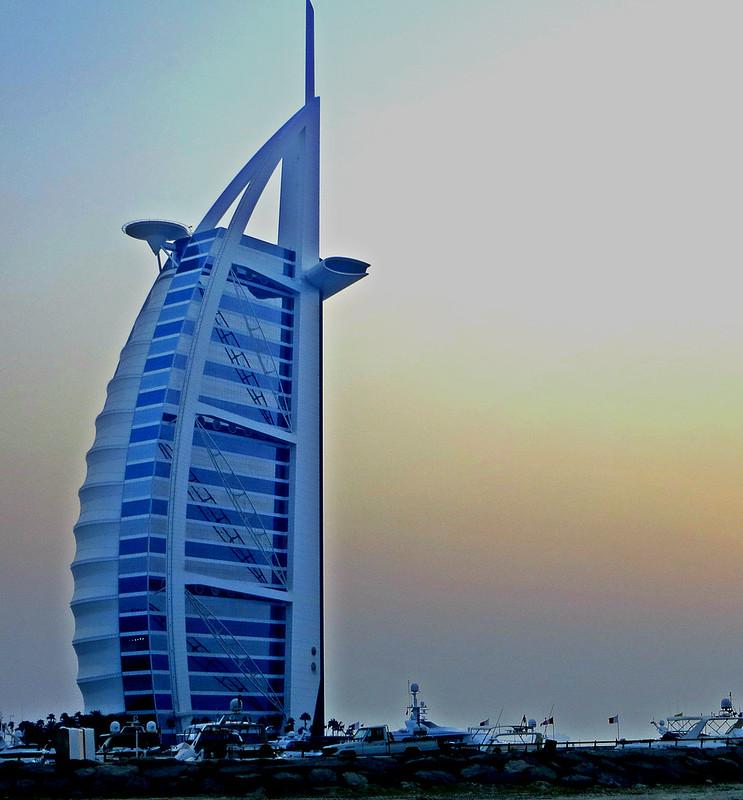 Dubai Burj Arab Burj Khalifa Mall UAE - 017