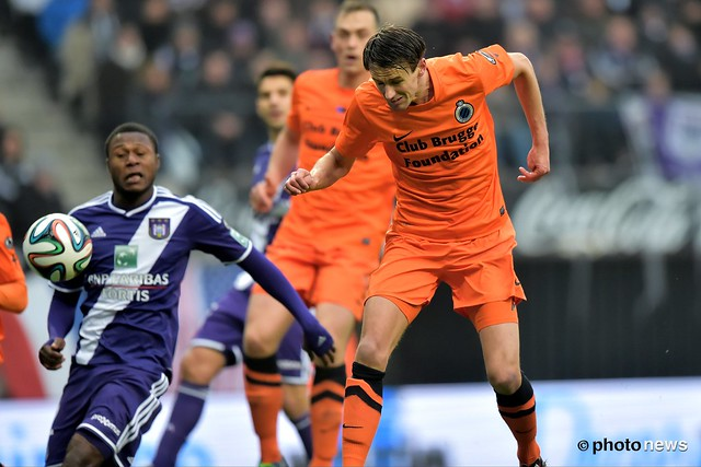 Anderlecht - Club Brugge 30-11-2014