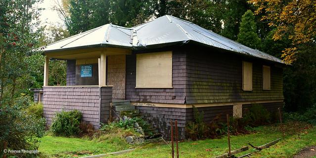 MacDonald and Betterton Residence - 1921 (Explored)