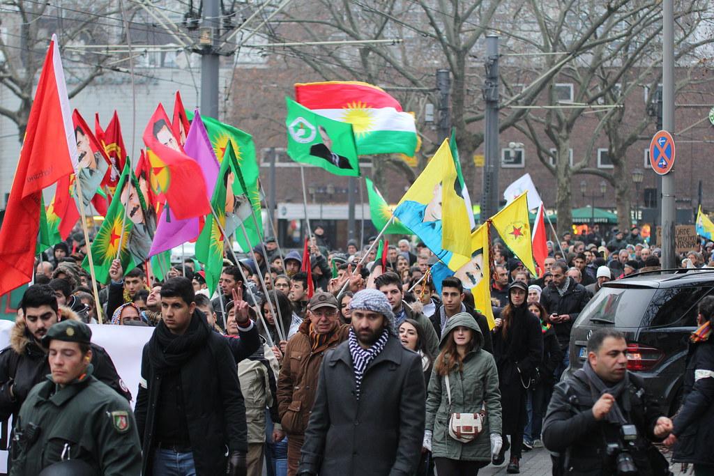 Köln Demonstration
