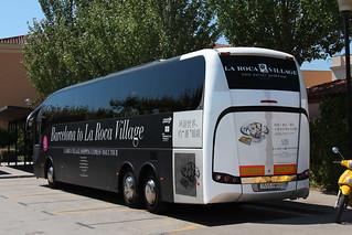 Motor Village La >> Bus La Roca Village Sunsudegui Scv Alsa Centre Comercial