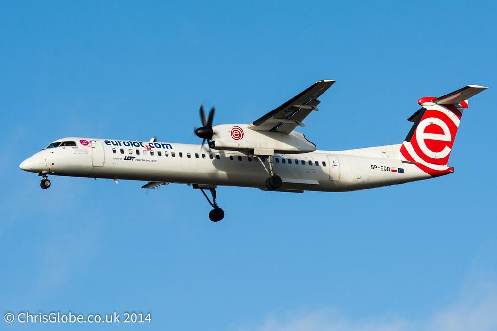 SP-EQB | De Havilland Canada DHC-8-402NG | Eurolot