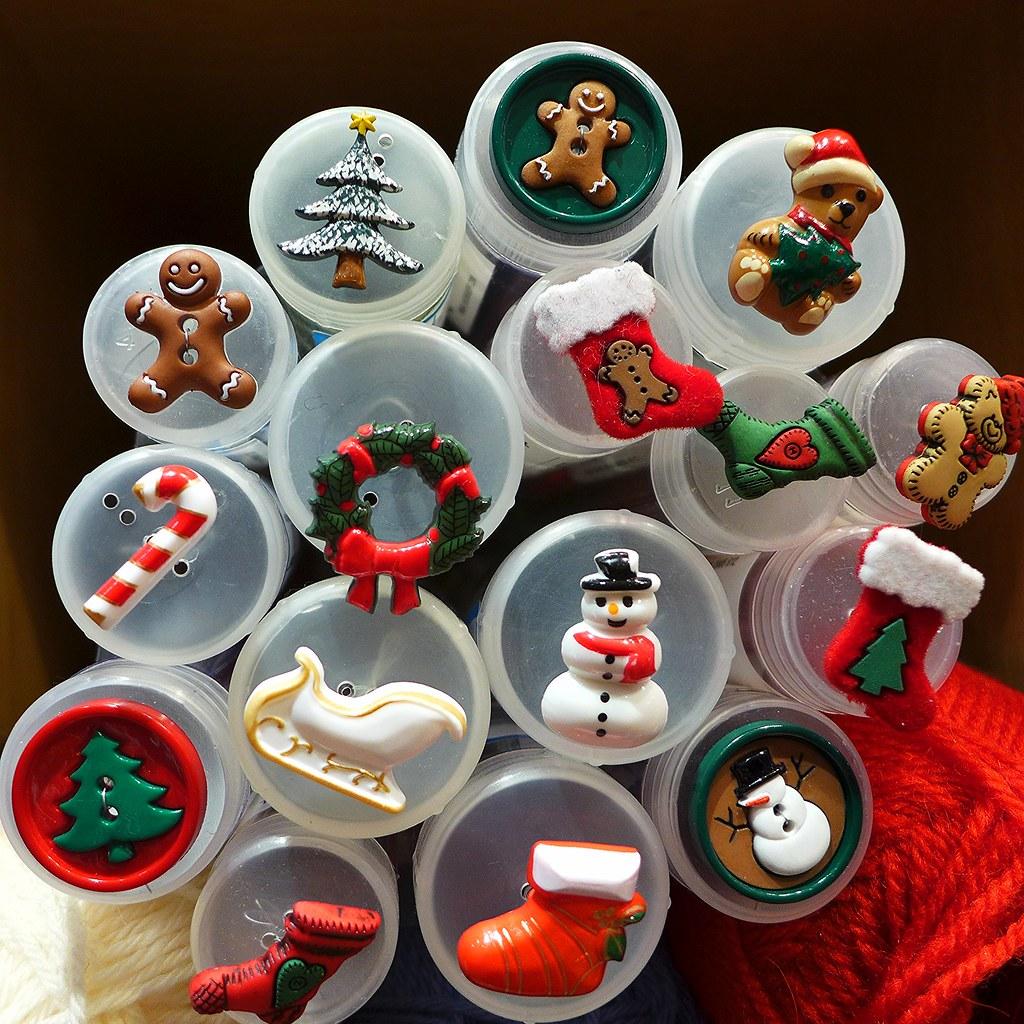 Christmas...knitting !