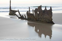 Remains of SS Dicky