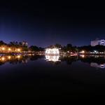 Taichung park 台中公園 湖心亭